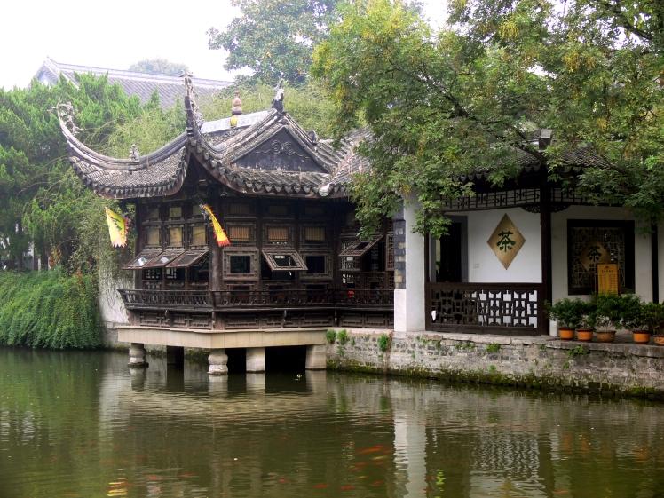 Teahouse-Nanjing